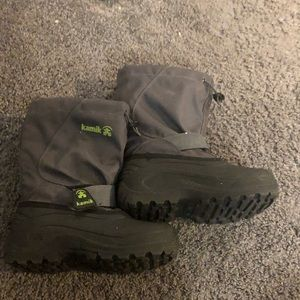 Kamik super warm boys boots
